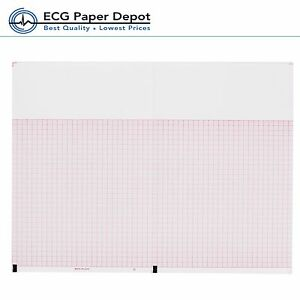 Ecg Ekg Thermal Recording Paper Rolls Burdick 8 50 Inches X 5 5 Inches 8 Packs