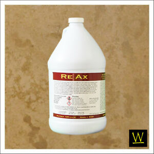 Walttools Re ax Reactive Concrete Stain 1 Gal golden Wheat 12 Colors Available