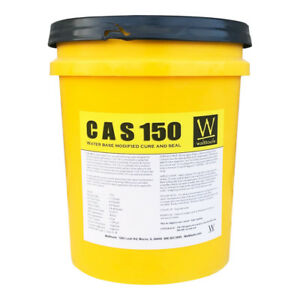 Walttools Cas 150 Cure Seal The Best Priced Concrete Sealer 5 Gal