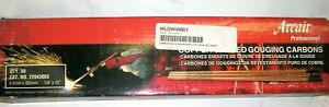 Arcair Pointed Copperclad Arc Gouging Electrode 1 4 X 12 Nos 50 Count Box