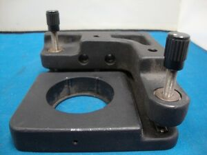 Newport Nrc 600a 2 Mount optical Precision Laser Stage Adjustable Assembly X z