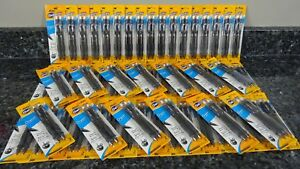 130 Bic Gel ocity Original Black Medium 0 7mm Retractable Gel Pens 65 Packs Of 2