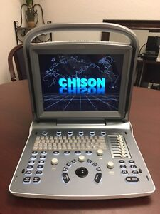 New Chison Eco 6 Portable Ultrasound System