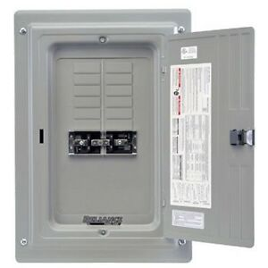 Reliance Controls Trc1006d Transfer Panel