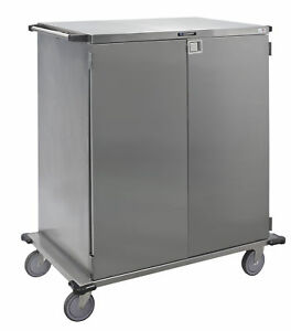 Lakeside Manufacturing Stainless Steel Case Utility Cart
