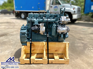 Cummins 5 9l 6bt Diesel Engine 190hp 12 Valve Motor Fully Mechanical Fuel Pump