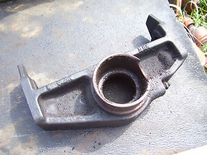 Vintage Ford 1520 Diesel Tractor Front Axle Pivot Block Rear Section