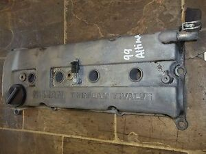 1998 1999 2000 2001 Nissan Altima Engine Valve Cover Oem 16 Valve