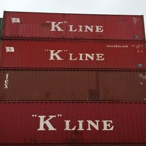 40ft Shipping Storage Container Conex Box Long Beach Ca