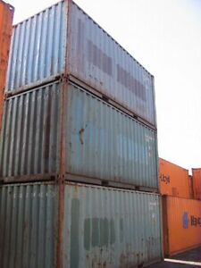 Storage Containers Used 20 Shipping Container