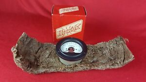 Vintage Nos Hickok 46 250r Counts Per Second 0 800 Panel Mount Meter