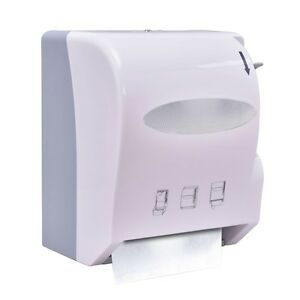 Heavy Duty Durable Bathroom Roll Paper Towel Dispenser Wall Mount Commercial Us