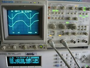 Agilent Hp 81110a Dual Channel 330mhz Pulse Pattern Gen Fully Tested Two 81112a