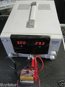 Topward 3603d Lab Power Supply Tested 0 30v 0 3a 90wt Constant Current Or Voltag