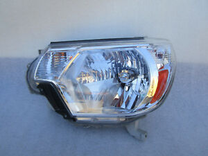 Toyota Tacoma Headlight Head Lamp 2012 2013 2014 2015 Original Oem Factory
