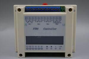 Ptr4 sp Controller 4 way Programmable Time Relay 99 Step Multi channel