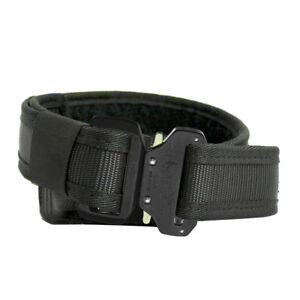 Fusion Tactical Police Patrol Belt Gen Ii Black Medium 33 38 2 Wide binding