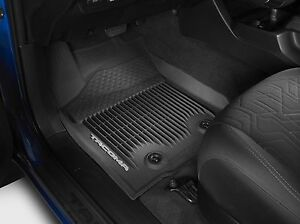 2016 2017 Tacoma Double Cab All Weather Rubber Mats Floor Liners Pt908 36164 20