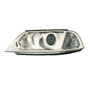 Fits 01 05 Volkswagen Vw Passat Driver Left Side Headlight Lamp Assembly Lh