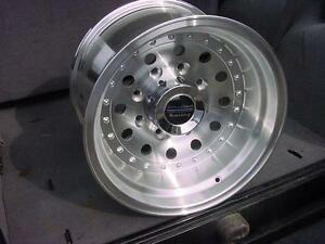 16 X 10 American Racing Outlaw 2 Wheel Fit Chevy Gmc 3 4 1 Ton Trucks New