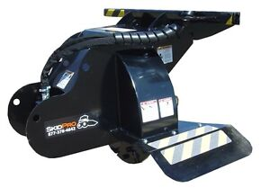 Stump Grinder Sp24 s550 High flow Skid Steer Loader Attachment Bobcat Gehl Cat