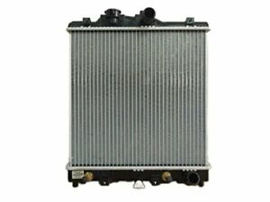 Radiator Fit 1419 92 98 Honda Civic Sedan coupe Exc Si 93 97 Del Sol Auto 1 6l