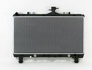 Radiator Fit 13341 12 15 Chevrolet Camaro Coupe 3 6l V6 1row With Transoilcooler