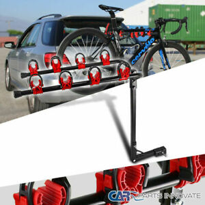 4 Bike Rack Auto Truck Trailer 1 1 4 2 Hitch Bicycle Hodler
