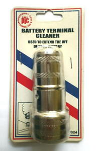 Prosperity Tools Ptc 7024 Battery Post Terminal Wire Brush Cleaner Us Shipping