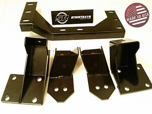Streetrays Motor Mount Bracket For S13 S14 Swap Rb25det Rb20det Rb26dett R34 Gtr