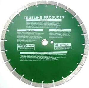 14 Inch Diamond Blade For Brick stone pavers concrete Pipe