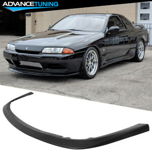 Universal Front Bumper Lip Chin Splitter Polypropylene Pp Check Measurements
