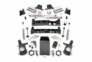Rough Country 6 0 Ntd Suspension Lift Kit Silverado sierra 4wd 27220a