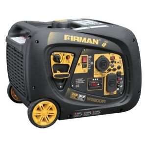 Firman Power Equipment W03082 Gas powered 3300 3000 Watt Electric Start