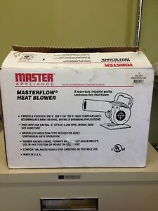 Master Appliance Masterflow Ah 751 Heat Blower