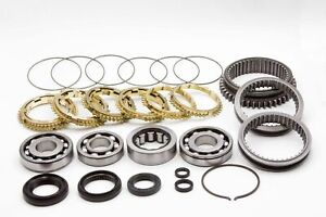 Synchrotech Transmission Brass Master Rebuild Kit For Honda Civic Si 2006 2010