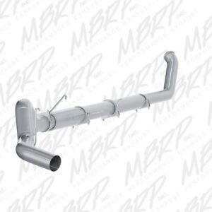 Mbrp 5 Turboback Exhaust Kit W o Tip For 2003 Dodge Ram 2500 3500 Cummins 4wd
