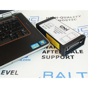 Genuine Cnh Diagnostic Kit Dpa5 Est 8 6 laptop Incl