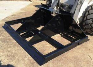 78 Land Leveler Skid Steer Loader Attachment Bobcat Gehl Cat John Deere Kubota