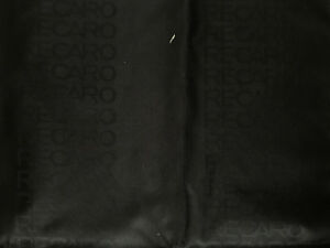 Racing Car Seats Recaro Full Black Fabric Cover Cloth For Recaro Bride 400x160cm