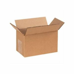 Box Packaging Corrugated Box Kraft 25 bundle