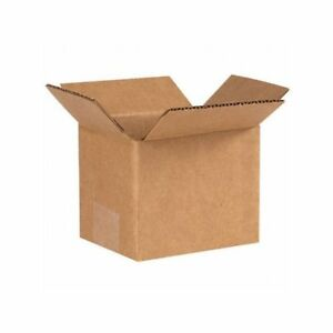 Box Packaging 5 Inch Corrugated Box Kraft 25 bundle