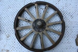 Chevrolet 490 Superior Wood Spoke Wheel 23 Rim 1921 1922 1923 1924 489