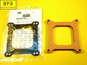 Spacer 1 2 Thick Square Bore Open Fiber Laminate Wood Fel Pro Mounting Gasket