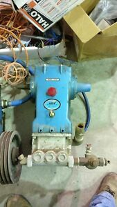 Cat Pump Model 3535 Carwash Pump 36 Gpm
