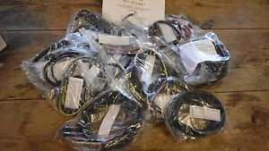 Jeep Willys Mb Gpw Late Production Wire Harness Rotary Light S W Style G503
