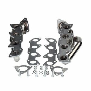 For 2000 2004 Toyota Tundra 4 7l V8 Manzo Performance Stainless Steel Headers