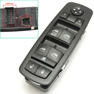 New Master Power Window Switch Driver Side For Dodge Journey Jeep Liberty 08 12