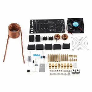 Dc12 36v 20a 1000w Zvs Induction Heating Power Supply Module copper Tube Diy Kit