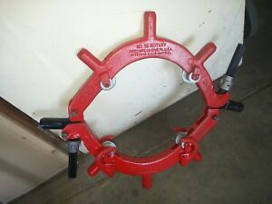 Reed Rc16s 16 Rotary Steel Cast Iron Pipe Cutter 12 14 16 W Tee